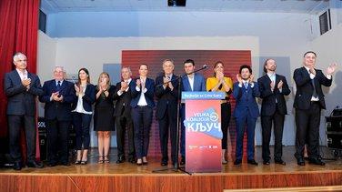 Velika koalicija Ključ Kotor