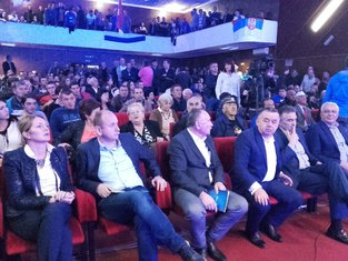 Demokratski front Berane