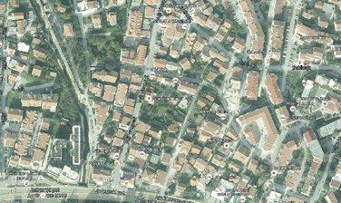 Budva iz satelita