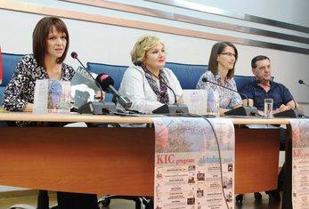 Organizatori oktobra u KIC-u