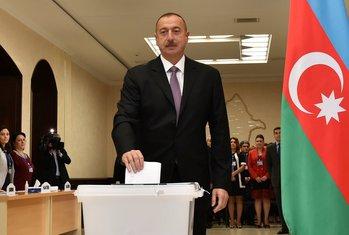 Ilham Alijev