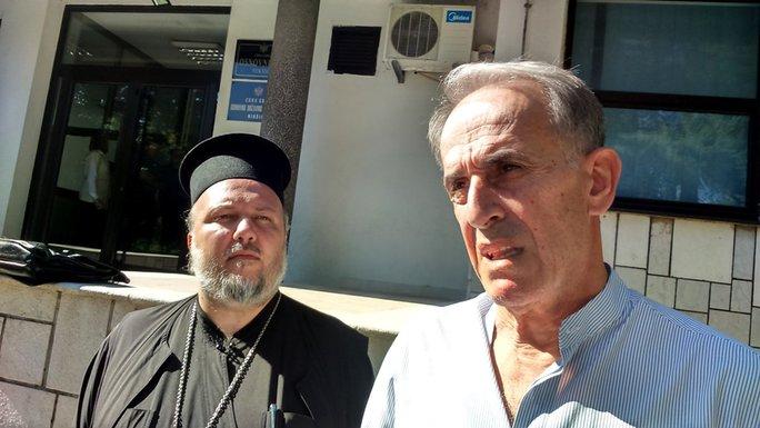 Velibor Džomić, Zoran Piperović