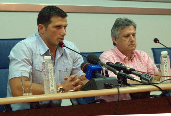 Petar Porobić, Nikola Janović