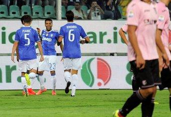 Dani Alveš Juventus