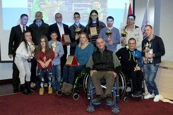 Paraolimpijci 2015.