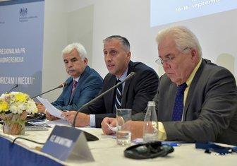 konferencija, Ministarstvo odbrane