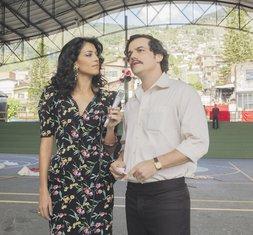 Pablo Eskobar, serija (Novine)