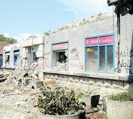 rušenje bioskopa Kultura