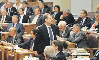 Skupština Crne Gore, Mevludin Nuhodžić