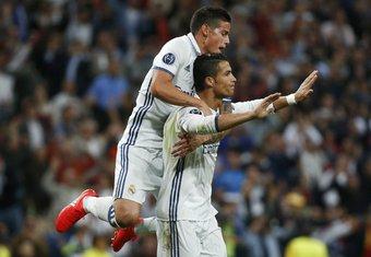 Ronaldo slavi