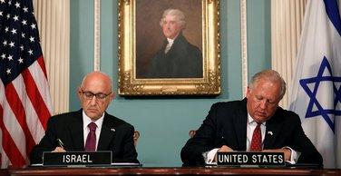 sporazum SAD Izrael