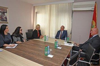 Azra Jasavić, Ivica Stanković i Milivoje Katnić