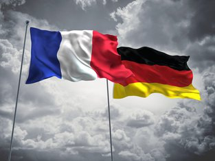 Francuska, njemačka