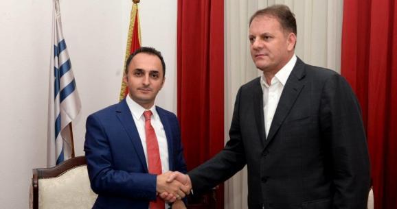Slavoljub Stijepović i Ahmet Altonum