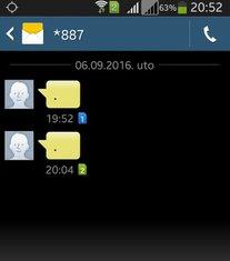 Čudne poruke