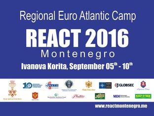 "Evroatlantski kamp ""React"""