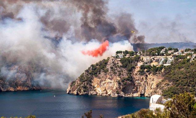 španija požar