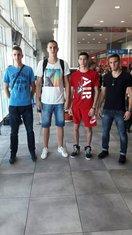 Vladimir Stijepović, Aleksandar Kartalović, Balša Đurković, Boris Mugoša