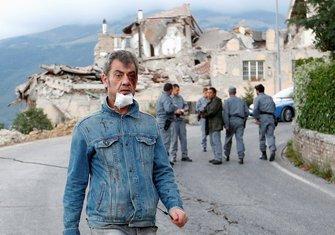 zemljotres Italija