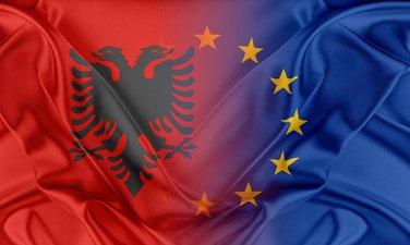 Albanija, EU