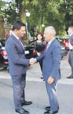 Darko Pajović, Ilir Meta