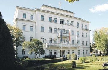 Sjedište uprave Glavnog grada