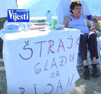 Risan štrajk glađu