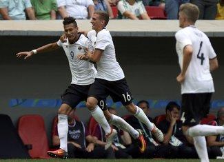 Fudbaleri Njemačke - Rio