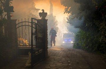 Požari Francuska