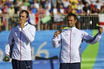 Slovaci Ladislav i Peter Skantar