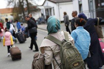 Njemačka migranti