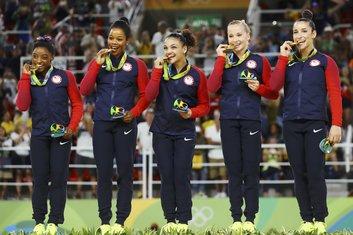 Američke gimnastičarke