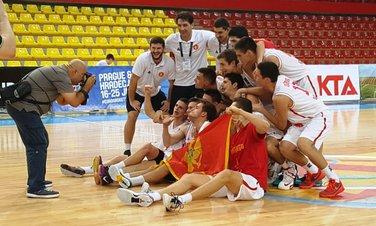 Muška juniorska košarkaška reprezentacija