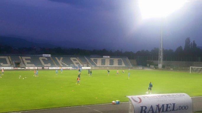 Sutjeska, reflektori