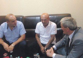 Ejup Nurković, Šaban Šaulić