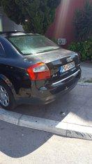 nepropisno parkirani auto