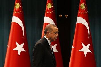 Tajip Erdogan, Turska
