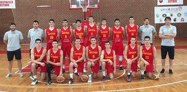 Juniorska košarkaška reprezentacija Crne Gore