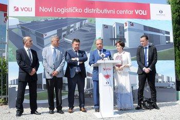 Logistički centar Voli