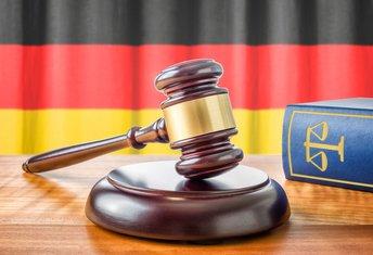 Njemačka, sud