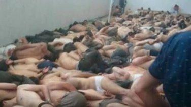 Turska, zatvorenici