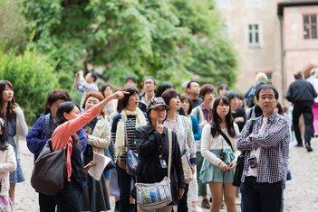 Kinezi, Kineski turisti