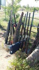 puške