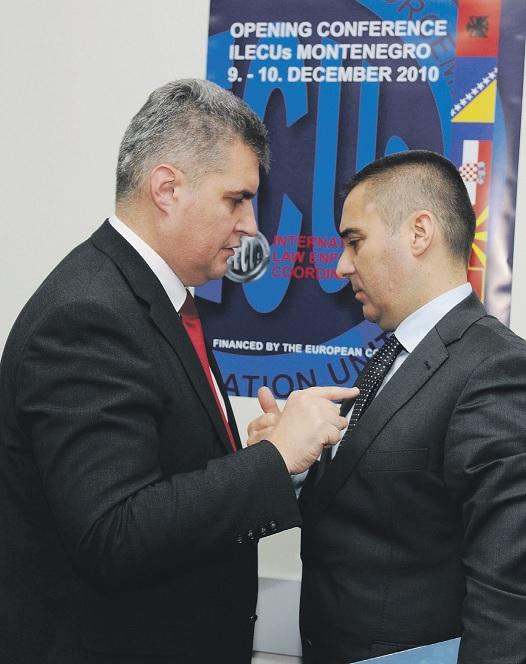 Ivan Brajović, Veselin Veljović
