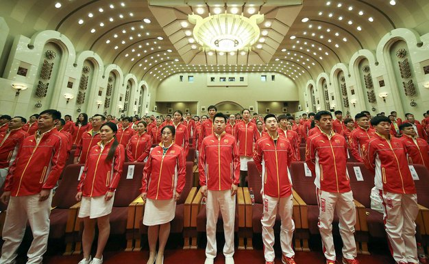 Sportisti Kine