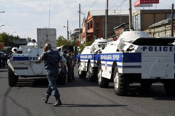 Jerevan policija