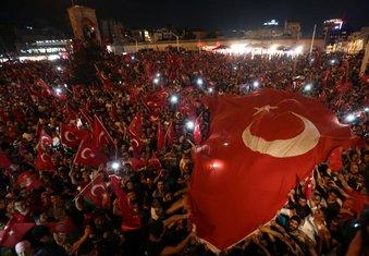 Taksim trg Turska