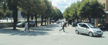 Ulica NIkole Pašića
