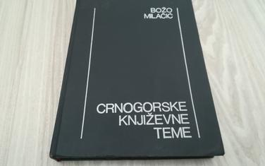 Crnogorske književne teme