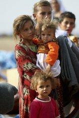 Sirija, djeca izbjeglice
